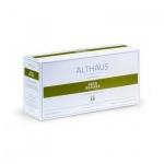 Чай Althaus Grun Matinee, зеленый, 20 пакетиков для чайников
