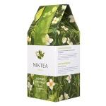 Чай Niktea Jasmine Emerald (Жасмин Эмеральд), зеленый, листовой, 100г