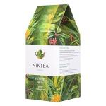 Чай Niktea Flowery Fresh (Флаури Фреш), зеленый, листовой, 100г