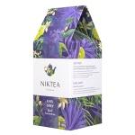 Чай Niktea Earl Grey (Эрл Грей), черный, листовой, 100г