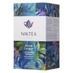 Чай Niktea Kenya Sapphire (Кения Сапфир), черный, 25 пакетиков