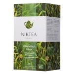 Чай Niktea Oriental Bloom (Ориентал Блум), зеленый, 25 пакетиков