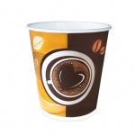 Стакан одноразовый Huhtamaki Кофе с собой 250мл, 50шт/уп, SP9S