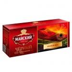 Чай Майский Бриллиант, черный, 25 пакетиков