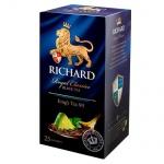 Чай Richard King's Tea №1, черный, 25 пакетиков