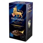 Чай Richard Royl Ceylon, черный, 25 пакетиков