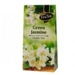 Чай Русская Чайная Компания Зеленый жасминовый, зеленый, листовой, 50г