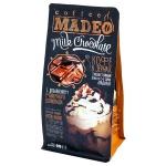 Кофе в зернах Madeo Milk Chocolate 200г, пачка