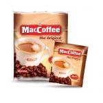 Кофе порционный Maccoffee 3в1 50шт х 20г, растворимый, пакет