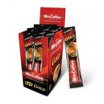 Кофе порционный Maccoffee Gold 3в1 20шт х 16г, растворимый, коробка