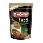 Кофе растворимый Maccoffee Arabica 75г, пакет