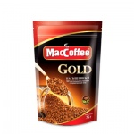 Кофе растворимый Maccoffee Gold 75г, пакет