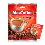 Кофе порционный Maccoffee Strong 3в1 100шт х 20г, растворимый, пакет