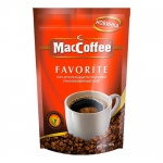 Кофе растворимый Maccoffee Favorite 150г, пакет