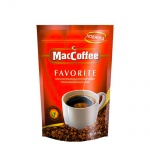Кофе растворимый Maccoffee Favorite 75г, пакет