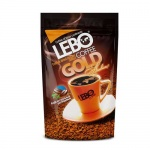 Кофе растворимый Lebo Gold 100г, пакет
