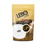 Кофе растворимый Lebo Extra 100г, пакет