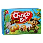 Печенье Orion Choco boy Сафари шоколад, 42г