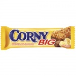 Батончик мюсли Corny Big шоколад и банан, 50г