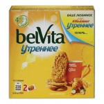 Печенье Юбилейное Bel Vita, 100г, мед/орехи