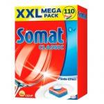 Таблетки для ПММ Somat Сlassic 110шт