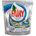 Капсулы для ПММ Fairy All in 1 30шт, platinum
