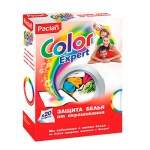 Салфетки для белья Paclan Color Expert, 20шт, для защиты от окрашивания