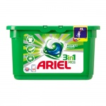 Капсулы для стирки Ariel Pods 12шт х 28.8г, горный родник, автомат