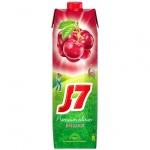 Сок J-7, 0.97л, вишня