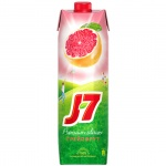 Сок J-7, 0.97л, розовый грейпфрут