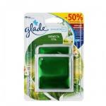 Освежитель воздуха гелевый Glade Sensations свежесть утра, 2штх8г, cменный аромаблок