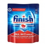 Таблетки для ПММ Finish All in 1 13шт