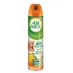 Освежитель воздуха аэрозоль Air Wick анти-табак апельсин и бергамот, 240мл