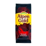 Шоколад Alpen Gold темный, 90г