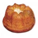 Кекс Пикколо Марио с творожной начинкой, 2.5кг