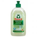 Средство для мытья посуды Frosch 0.5л, лимон, гель