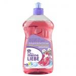 Средство для мытья посуды Meine Liebe 500мл, гранат/ цветы шиповника, концентрат