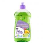 Средство для мытья посуды Meine Liebe 500мл, манго/освежающий лайм, концентрат