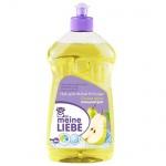 Средство для мытья посуды Meine Liebe 500мл, сочная груша, концентрат