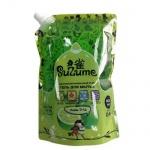 Средство для посуды и детских принадлежностей Suzume 800мл, лайм, гель