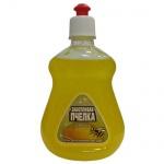 Средство для мытья посуды Дана Заботливая пчелка 0.5л, лимон, гель