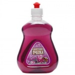 Средство для мытья посуды Дана Заботливая пчелка 0.5л, луговой клевер, гель