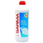 Средство для мытья посуды Сарма 500мл, свежесть, гель