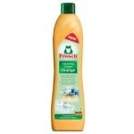 Универсальное чистящее средство Frosch 0.5л, апельсин, молочко