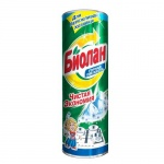 Чистящее средство Биолан 400г, горная свежесть, порошок