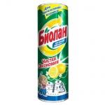 Чистящее средство Биолан 400г, сочный лимон, порошок