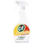 Чистящее средство Cif 500мл, антижир, спрей
