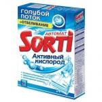Стиральный порошок Sorti Активный кислород 0.35кг, отбеливание, автомат