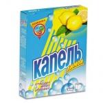 Стиральный порошок Аист капель 0.4кг, лимон