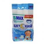 Стиральный порошок Bimax Compact 3кг, детский, автомат